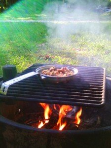 Feed the Dog - Campfire Style